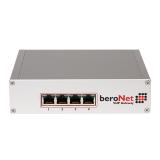 2 BRI/S0 and 2 FXS Small Business Line Gateway, non-modular
